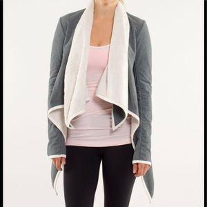 Lululemon Presence of Mind Fleece Jacket